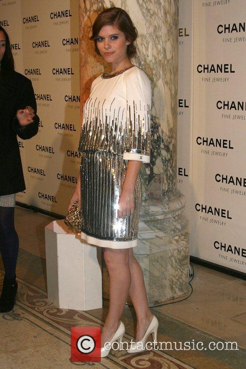 Kate Mara Chanel's Nuit de Diamants at the...