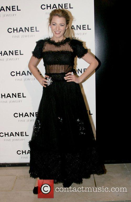 Blake Lively Chanel's Nuit de Diamants at the...