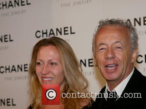 Diana Picasso and Gilles Bensimon Chanel's Nuit de...