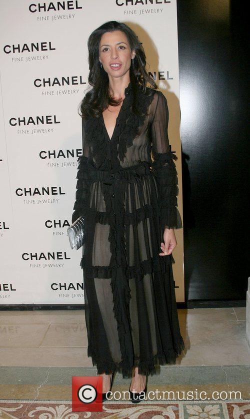 Drena DeNiro  Chanel's Nuit de Diamants at...
