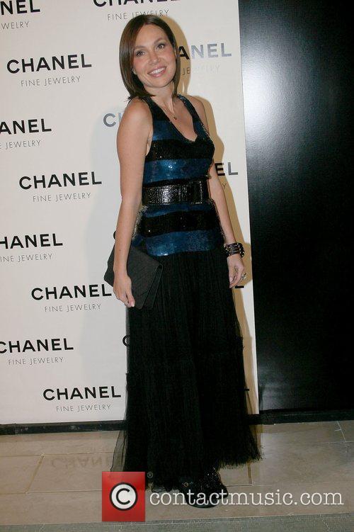 Fabiola Beracasa Chanel's Nuit de Diamants at the...