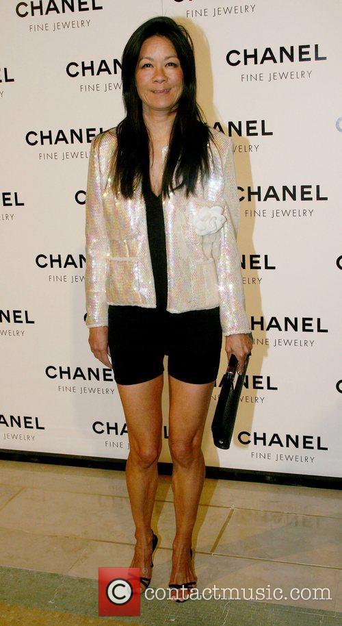 Helen Lee Schifter Chanel's Nuit de Diamants at...