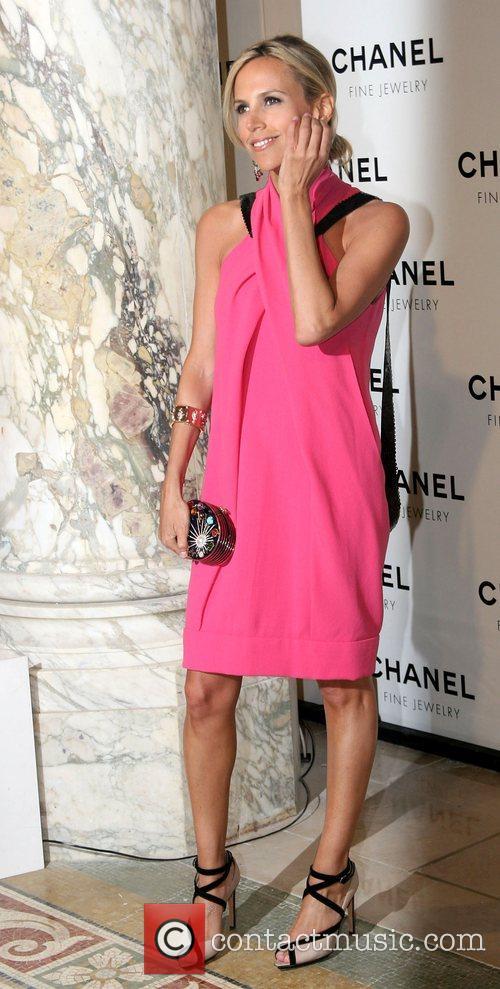 Tory Burch Chanel's Nuit de Diamants at the...