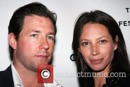 Ed Burns and Christy Turlington 1