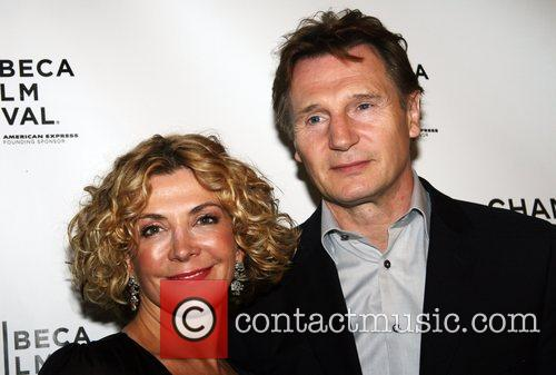 Natasha Richardson and Liam Neeson 5