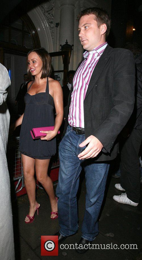 Chanelle Hayes leaves Nobu Berkeley restaurant with a...