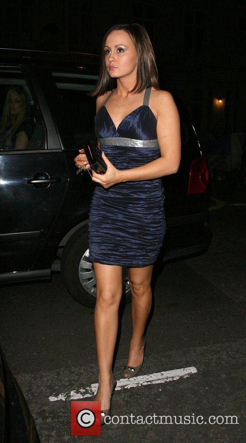 Chanelle Hayes arrives back home, having spent the...