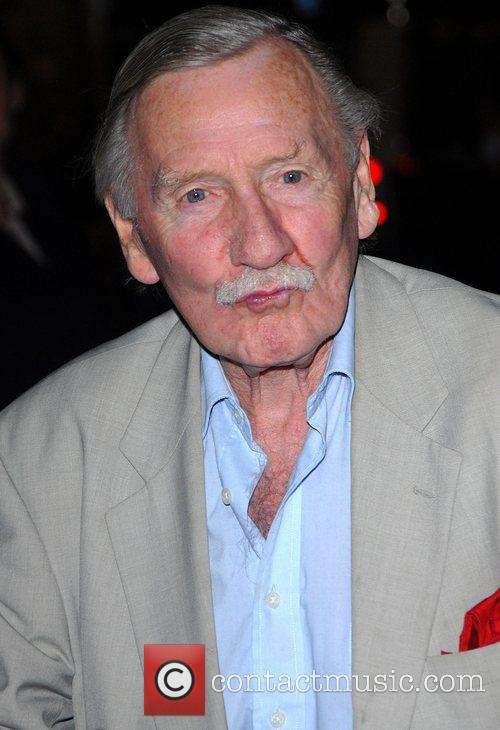 Leslie Phillips Channel 4 & Film 4's 25th...
