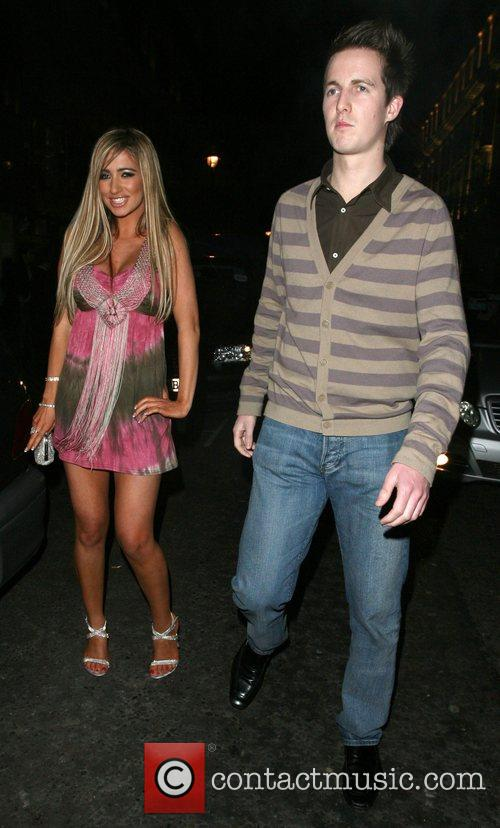 Chantelle Houghton and Jordan 6