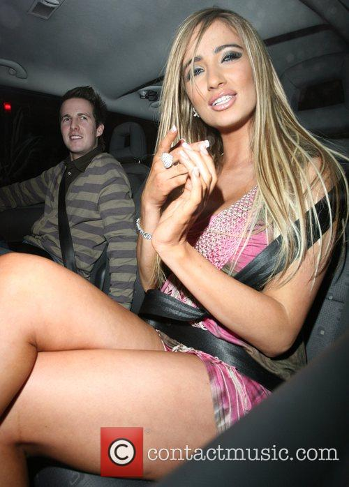 Chantelle Houghton and Jordan 2