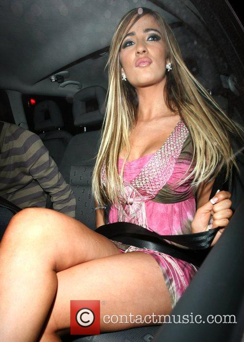 Chantelle Houghton and Jordan 4