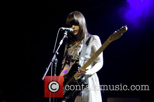 Blood Red Shoes  perform live at the...