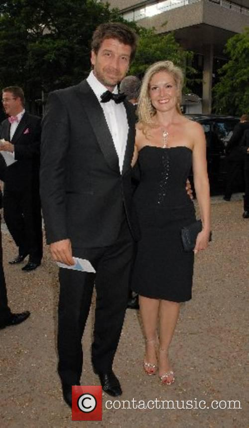 Nick Knowles and guest Charity Freedom Ball held...