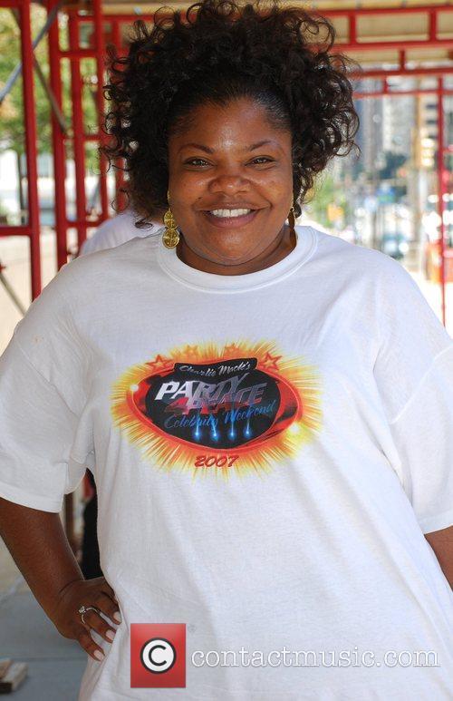 Monique Charlie Mac Anti-Violence Celebrity Weekend Philadelphia, Pennsylvania