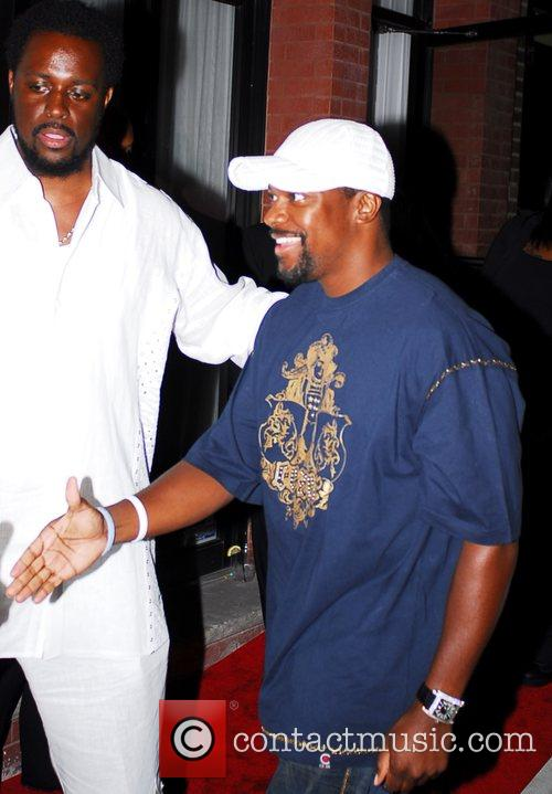 Charlie Mack Charlie Mack's Party 4 Peace Celebrity...