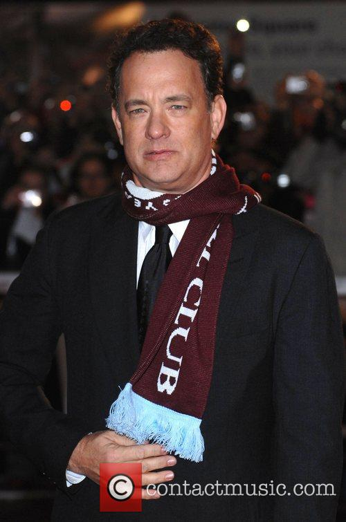 Tom Hanks UK Premiere of 'Charlie Wilson's War'...