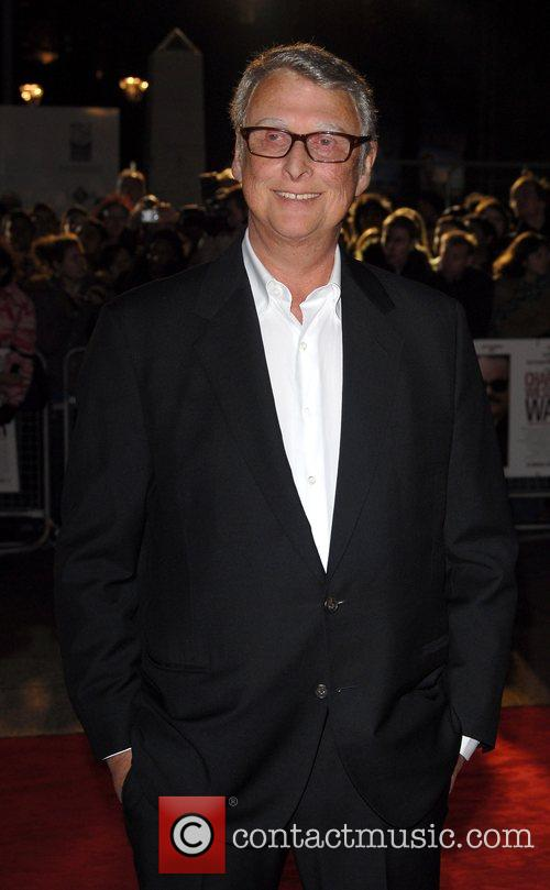 Mike Nichols UK Premiere of 'Charlie Wilson's War'...