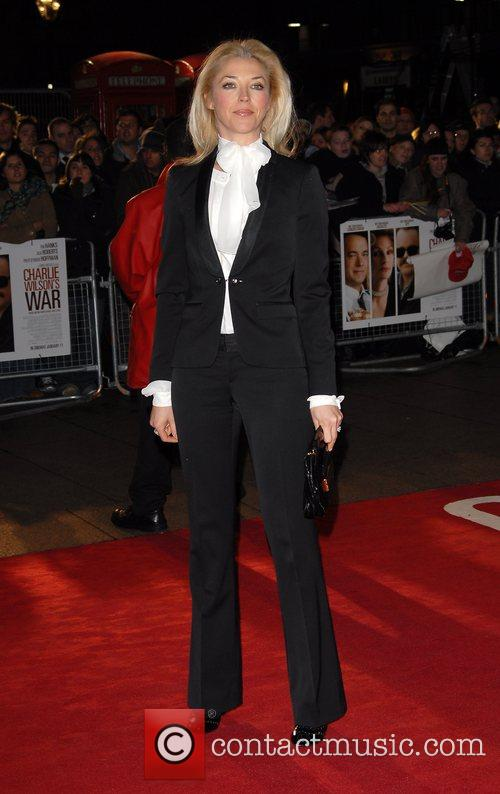 Tamara Beckwith UK Premiere of 'Charlie Wilson's War'...