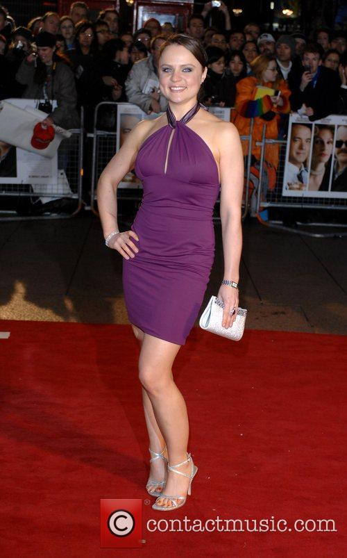 UK Premiere of 'Charlie Wilson's War' at the...