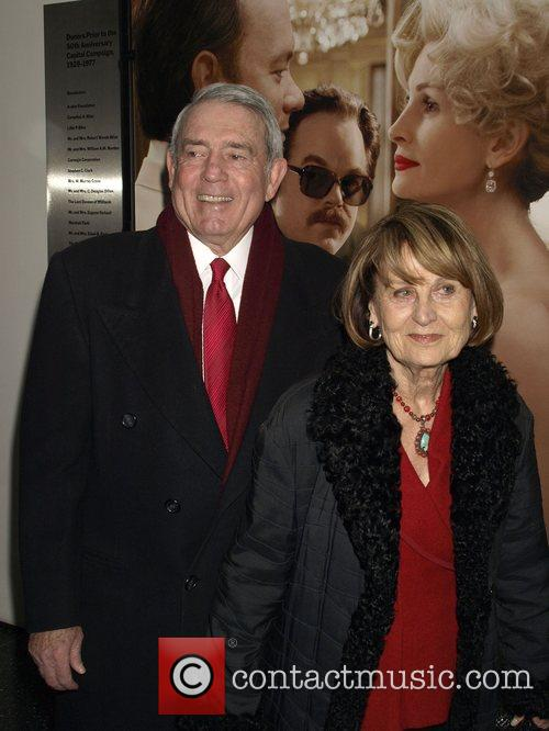 Dan Rather and Jean Goebel 4