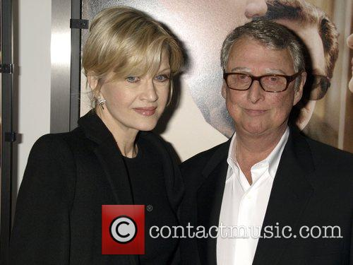 Diane Sawyer and Mike Nichols 9