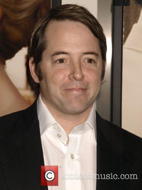 Matthew Broderick Premiere of 'Charlie Wilson's War' at...