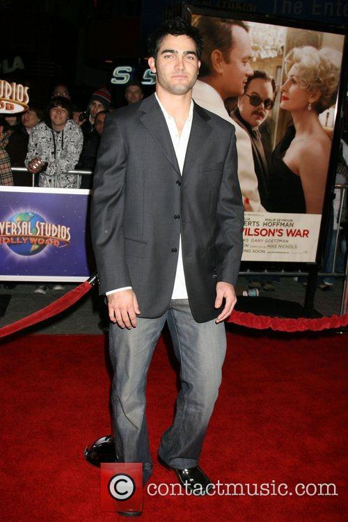Tyler Hoechlin World Premiere of 'Charlie Wilson's War'...