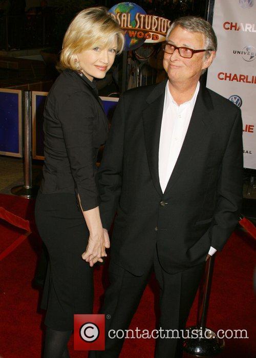 Diane Sawyer, Mike Nichols 'Charlie Wilson's War' Premiere...