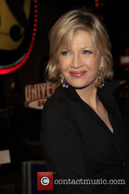 Diane Sawyer 'Charlie Wilson's War' Premiere held at...
