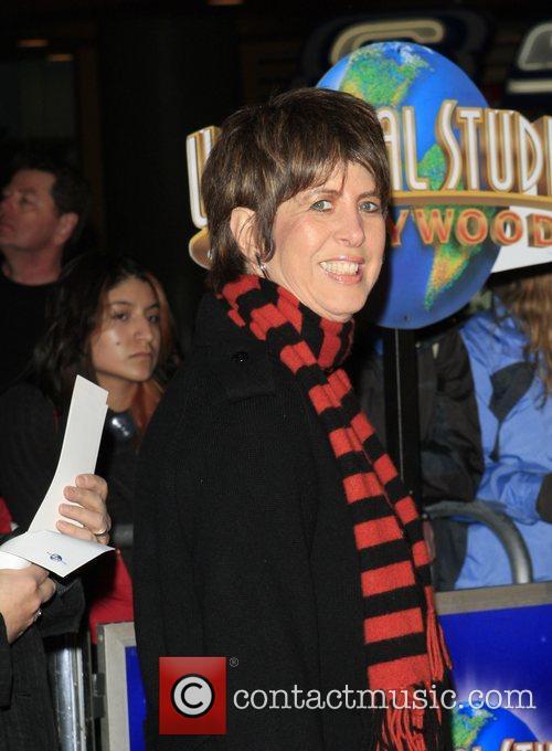 Diane Warren 'Charlie Wilson's War' Premiere held at...
