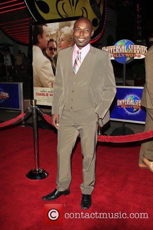 Jimmy Jean-Louis 'Charlie Wilson's War' Premiere held at...