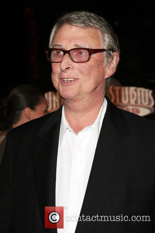 Mike Nichols 'Charlie Wilson's War' Premiere held at...