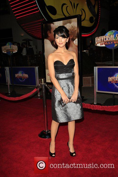 Nazanin Boniadi 'Charlie Wilson's War' Premiere held at...