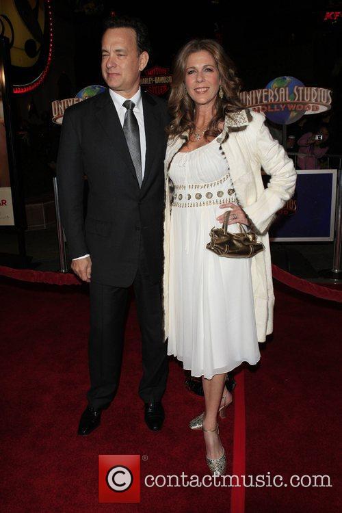 Tom Hanks and Rita Wilson 4