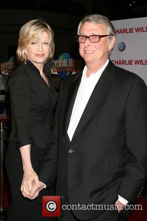 Diane Sawyer & Mike Nichols World Premiere of...
