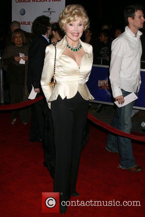 Joanne Herring World Premiere of 'Charlie Wilson's War'...
