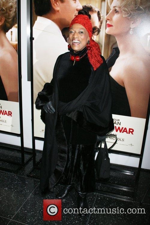 Jessye Norman 'Charlie Wilson's War' premiere at the...
