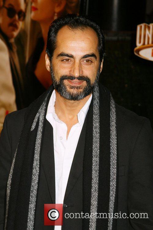 Navid Negahban 'Charlie Wilson's War' Premiere held at...