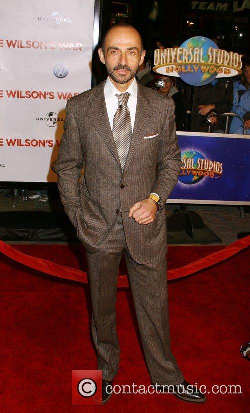 Shaun Taub 'Charlie Wilson's War' Premiere held at...