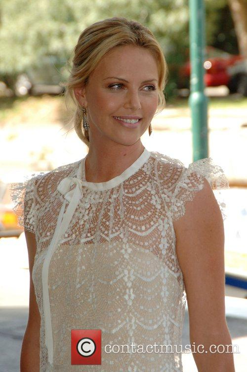 Charlize Theron 64th Venice Film Festival - Day...