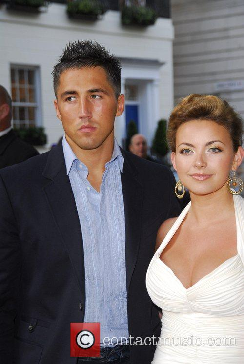 Charlotte Church, Gavin Henson, Glamour Women Of The Year Awards