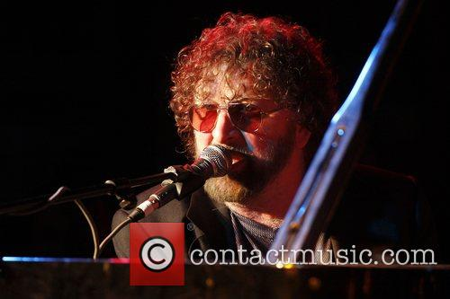 Chas AKA Charles Hodges 'Chas and Dave' perform...