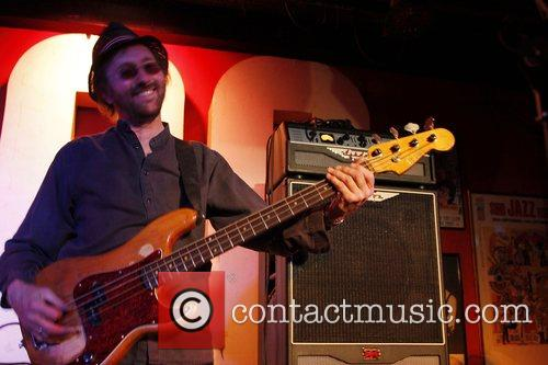 David Peacock  'Chas and Dave' perform at...
