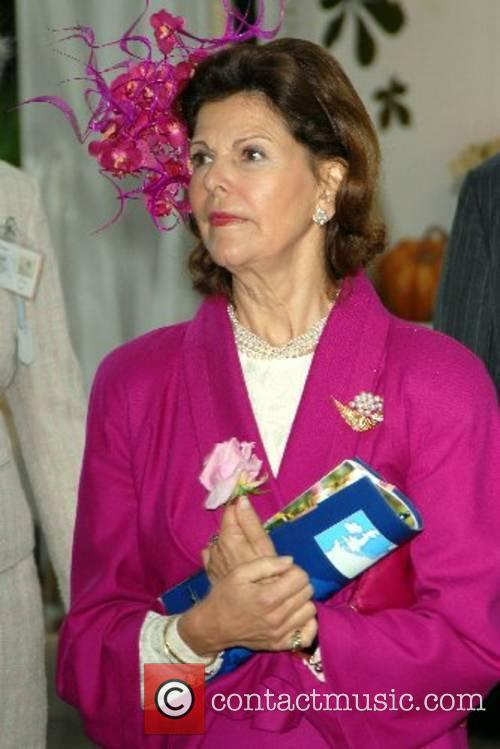 Queen Silvia Of Sweden 2