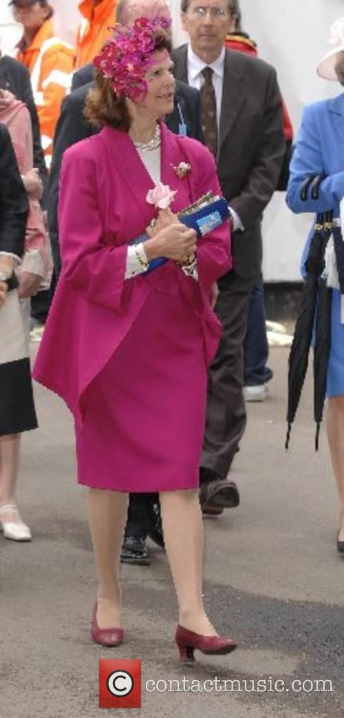 Queen Silvia Of Sweden 7