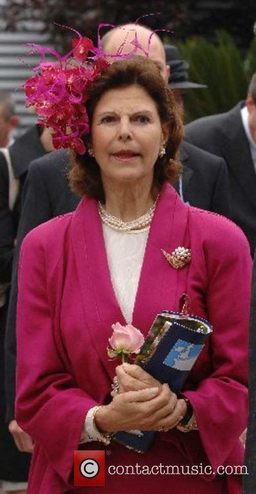 Queen Silvia Of Sweden 6