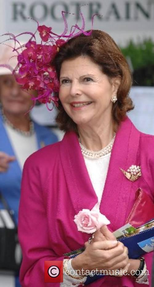 Queen Silvia Of Sweden 4