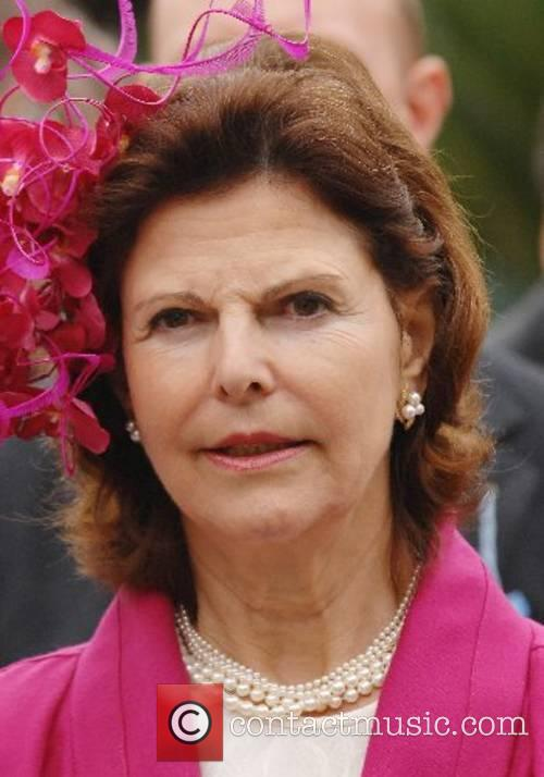 Queen Silvia Of Sweden 1