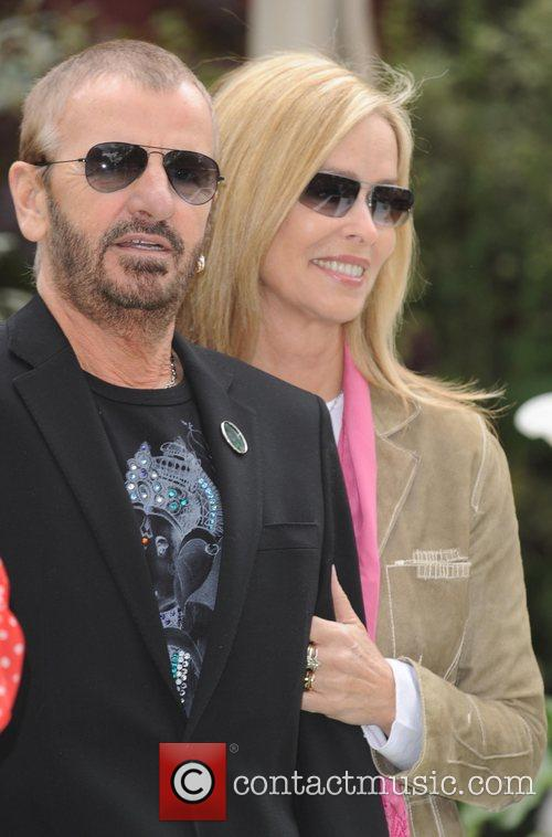 Ringo Starr and Barbara Bach 11
