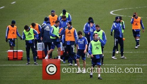 Ashley Cole, Paulo Ferreira, Frank Lampard, Branislav Ivanovic,...